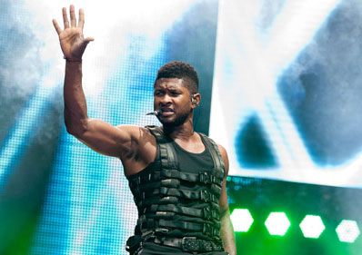 Usher Closed Out The First Day Of The Essence Music