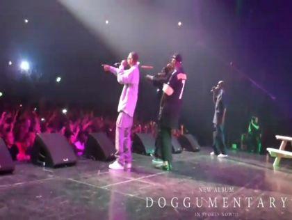 snoop doggy dogg in paris