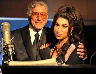 """""""Amy Winehouse and Tony Bennett"""""""