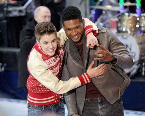 Justin Bieber & Usher