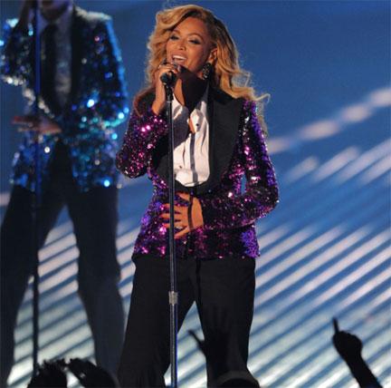 """Beyonce VMA performanve"""