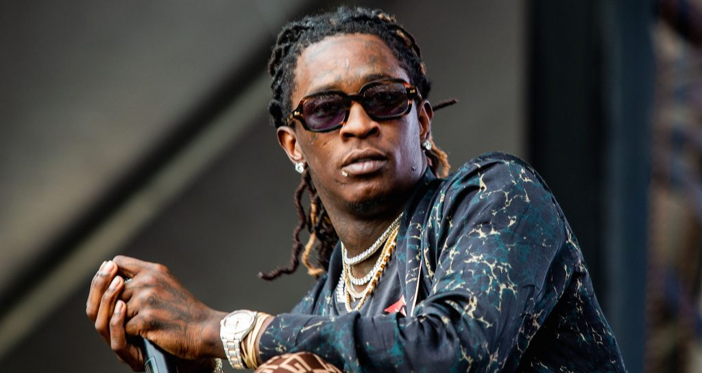 Young Thug Brings Fan On Stage To Perform With Him